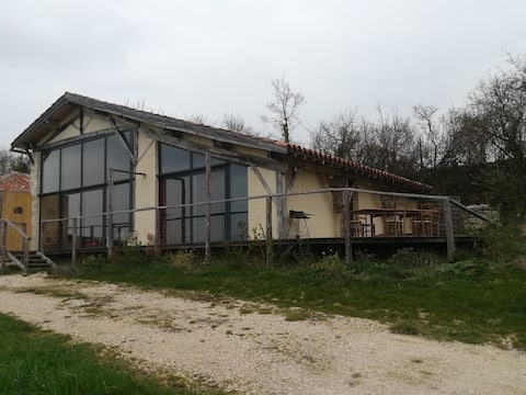 Renovated Farmhouse with View, Peace & Quiet
