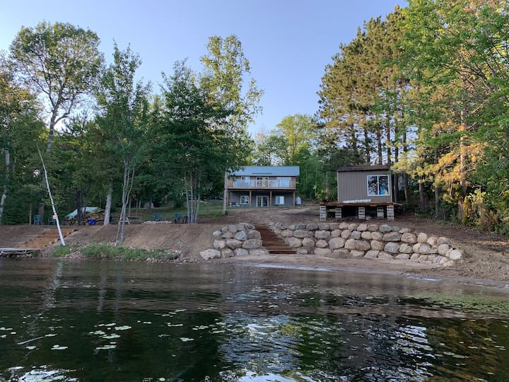 Black fish bay cottage