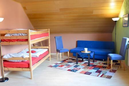 Schönes Zimmer in Vierbach - Wehretal