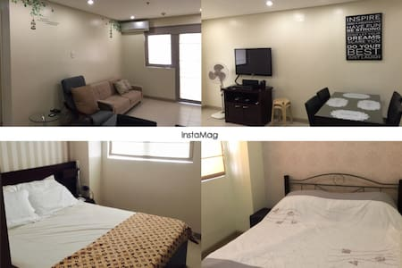 2BR Cozy Spacious Condo w/ Parking - Cebu  - Appartement