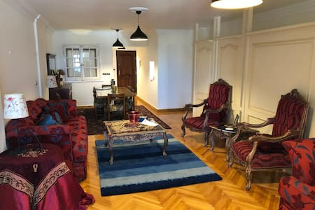 sea view apartment in alexandria شقة للإيجار