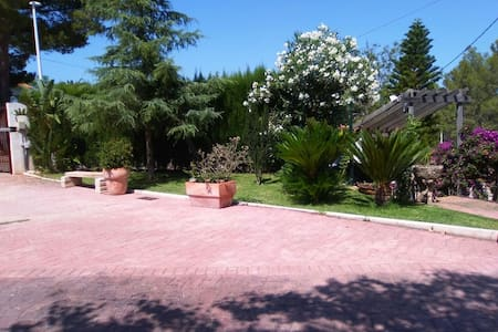 Apartamento con piscina y jardín - Marxuquera, Gandia - Apartment