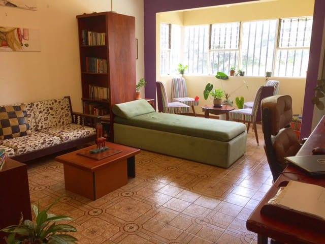 Perfect location & Cozy. in safe neigborhood - San José - Apartment