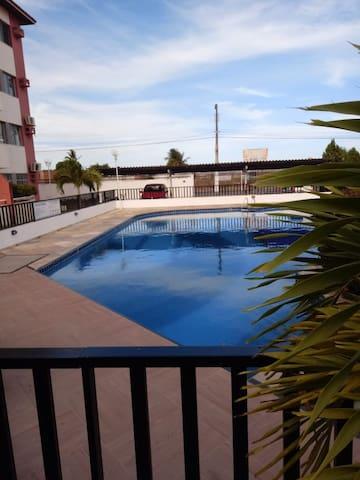 Apartamento inteiro próximo à praia