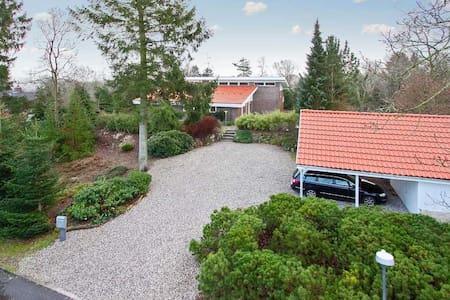 Hus i skoven - Silkeborg