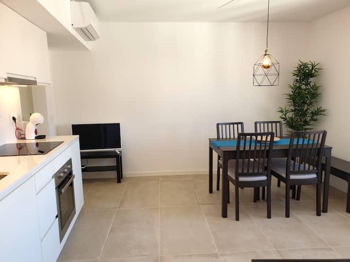 F04. Apartamento en pleno centro de Fornells