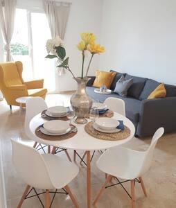 Manilva Home with a View in Costa del Sol, Malaga