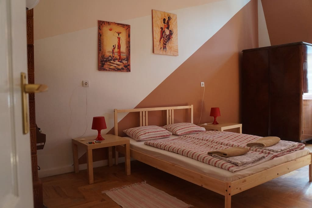 Private double room nr. 4