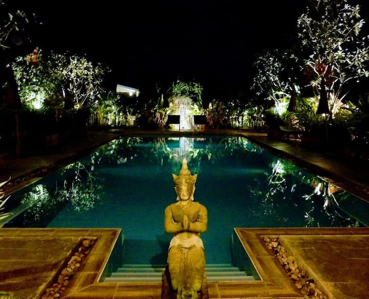 2 Salt Water Pools-Suite With Quiet Gardens #15