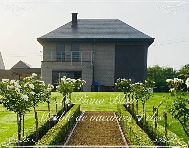 Villa de haut standing «Le Piano Blanc»