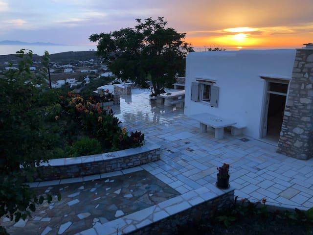 Villa in Parikia-Delio, Paros