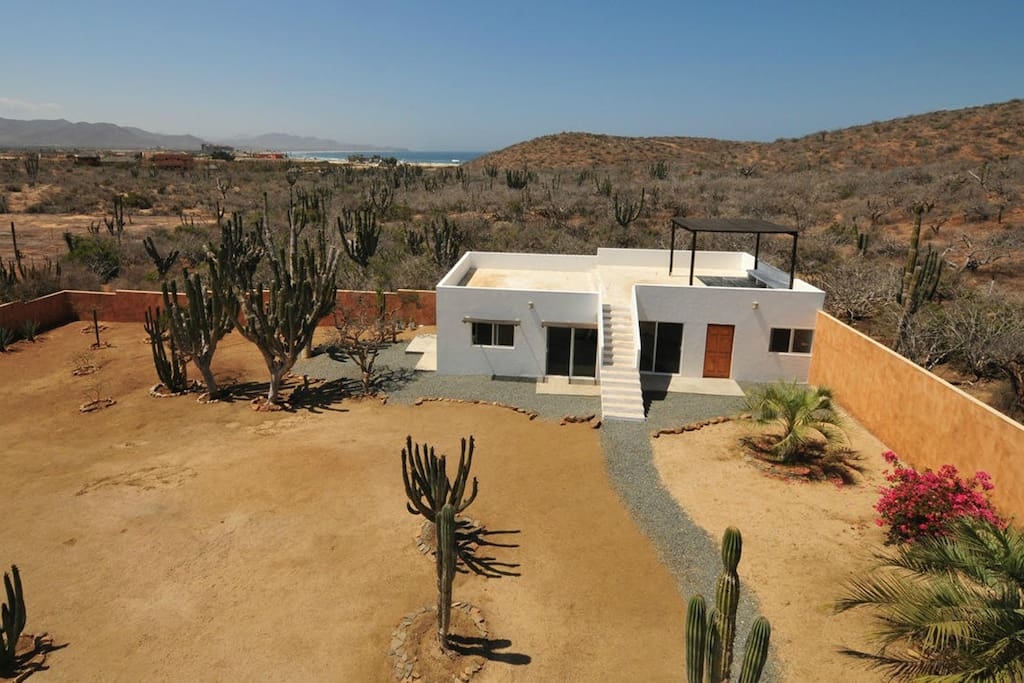 Casitas side by side