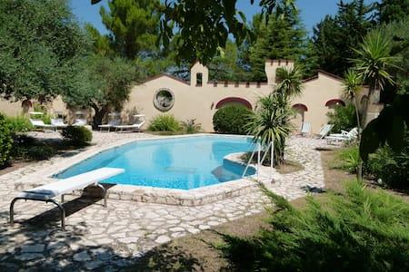 Masseria La Stalla - Mottola - Villa