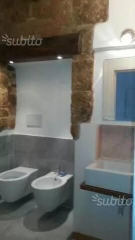 Stanza con bagno esclusivo