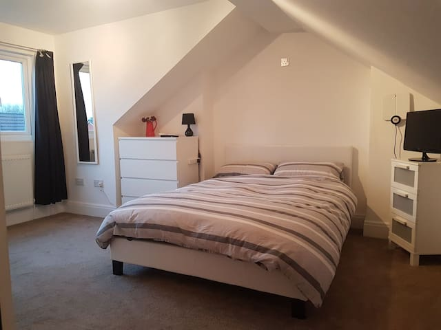 Loft conversion with ensuite