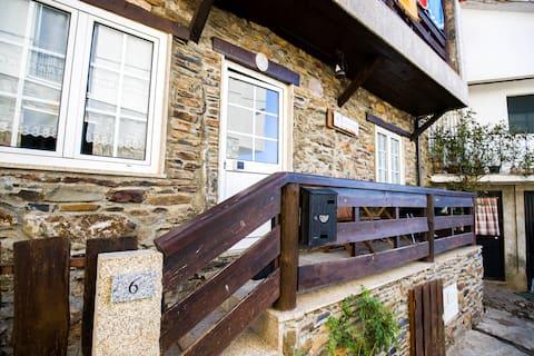 Apimonte Casa do Pascoal T1 - P.N Montesinho