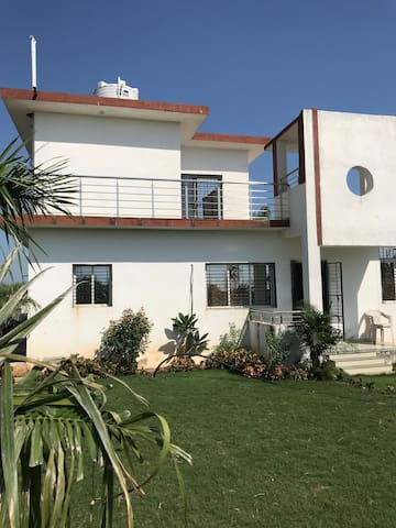 Holiday home near surat Amba farm..