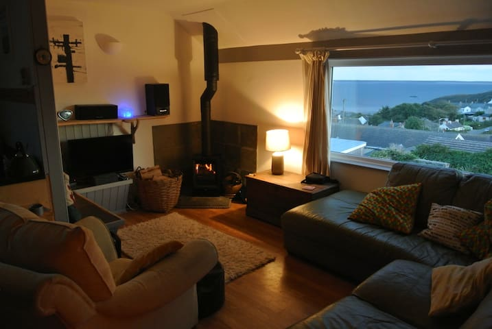 Flat with stunning sea views in Solva - Whitchurch - Apartment