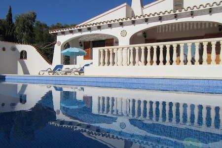 "Exclusive Villa In Binibeca ""MarMirada"" - Binibequer - Hus"