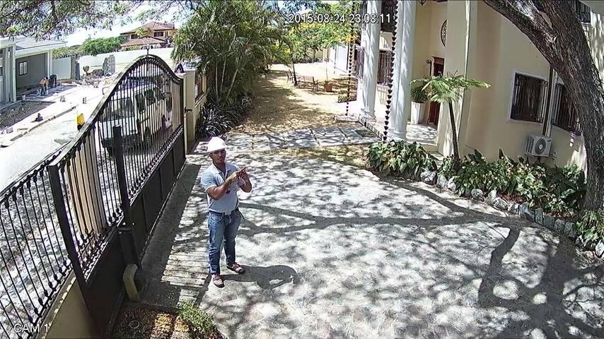 martin  eduardo  gil - La Romana - Dům