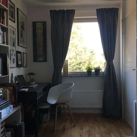 Room for a movie lover