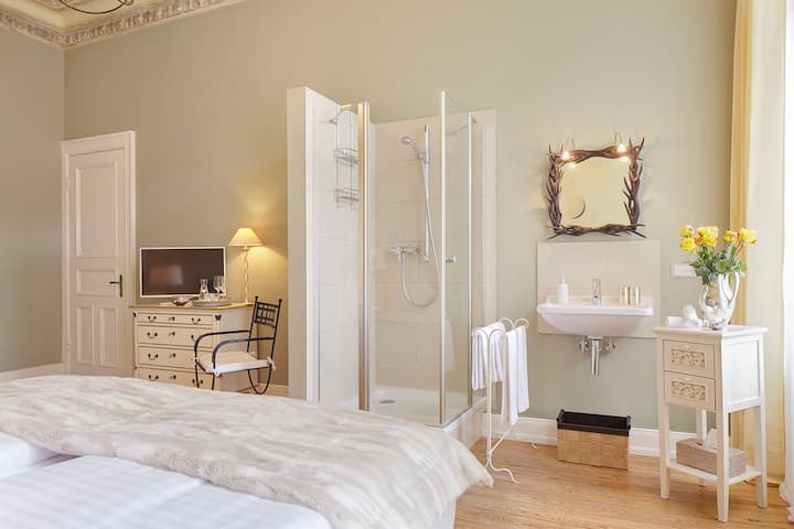 Doppelzimmer in Bed&Breakfast in Rotherbaum
