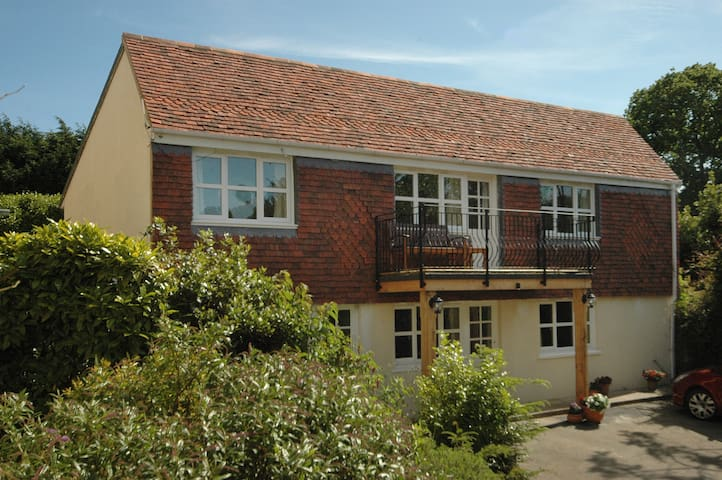 The Den holiday apartment - Shanklin - Appartement