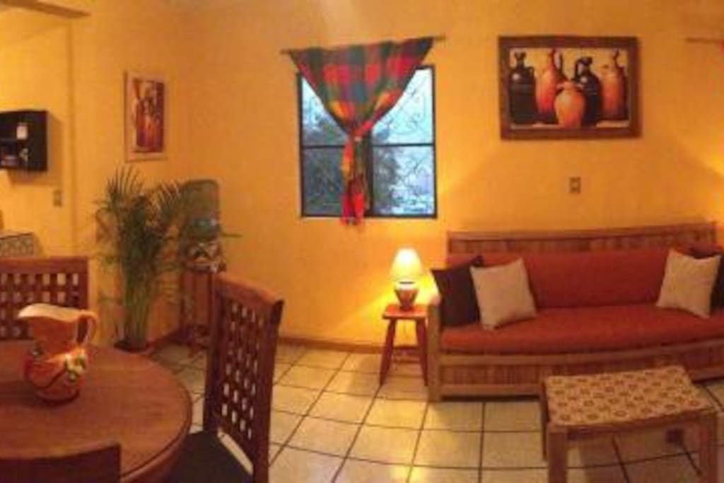 Living / Dining Space
