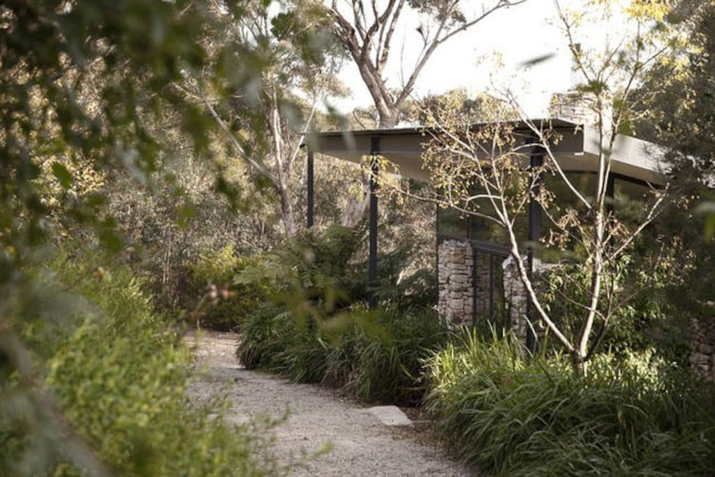 Your own little piece of luxury in the Aussie bush