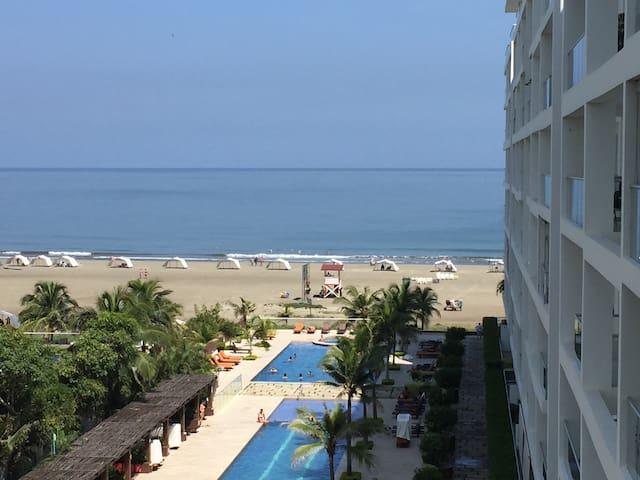 1 ALCOBA PISO 5 - VISTA AL MAR -  Cartagena - Appartement
