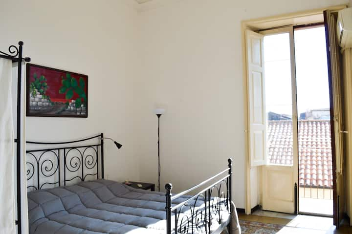 Colapesce - Double room in Catania Center