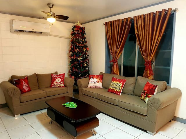 3 bedroom Luxury House for rent inside Subic Bay