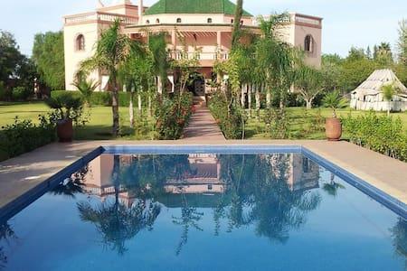 Sublime Villa KHINA LA MENARA  - Marrakesh
