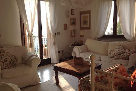 Oasis of peace, calm and green - Pisogne - Apartmen