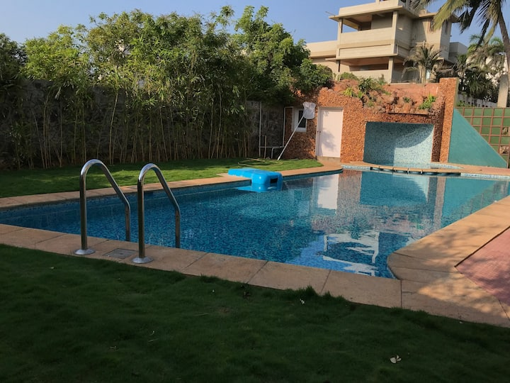 Madras Beach House - Saky's Villa