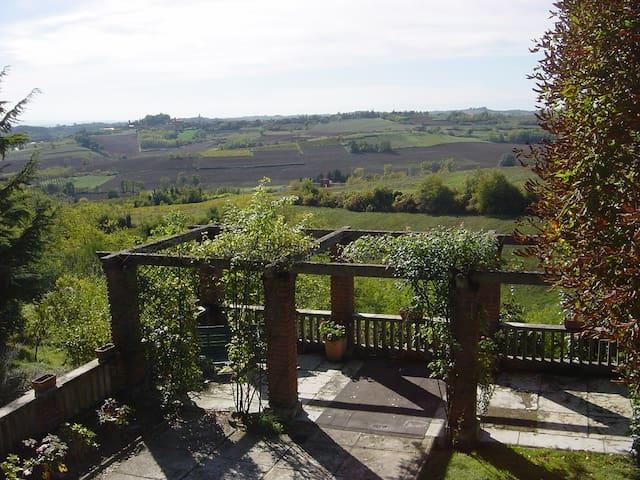 Casa Belvedere nel Monferrato - Vignale Monferrato
