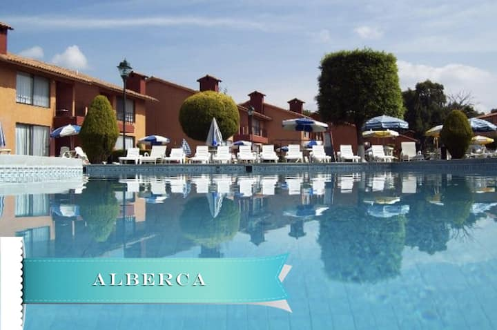 Recien Remodelada Villa Equipada+Alberca