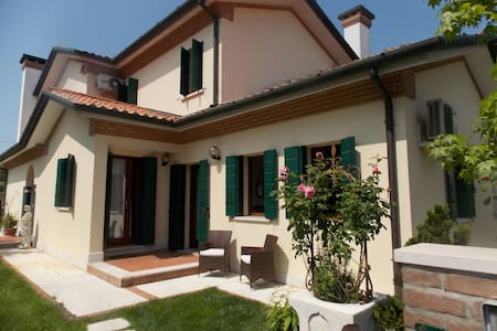 Quiet, Comfortable House near Venice - Venezia