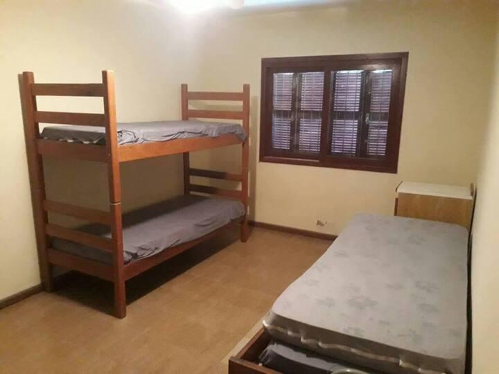 Apartamento a Duas Quadras do Mar- Xangrila