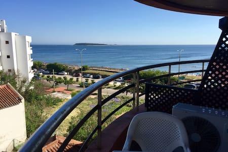 Apto 1 dormitorio frente a la playa - Punta del Este - Flat
