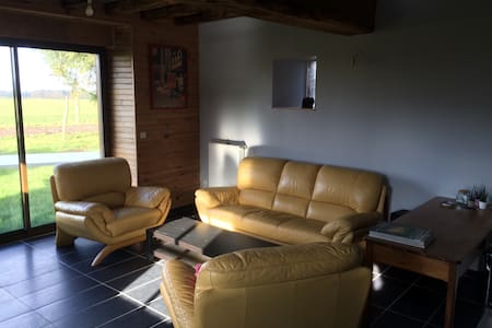 Charming Quiet & Relaxing Cottage - Châtillon-en-Vendelais
