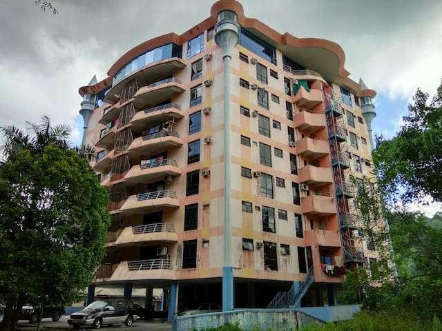 Wisma Haza Apartments