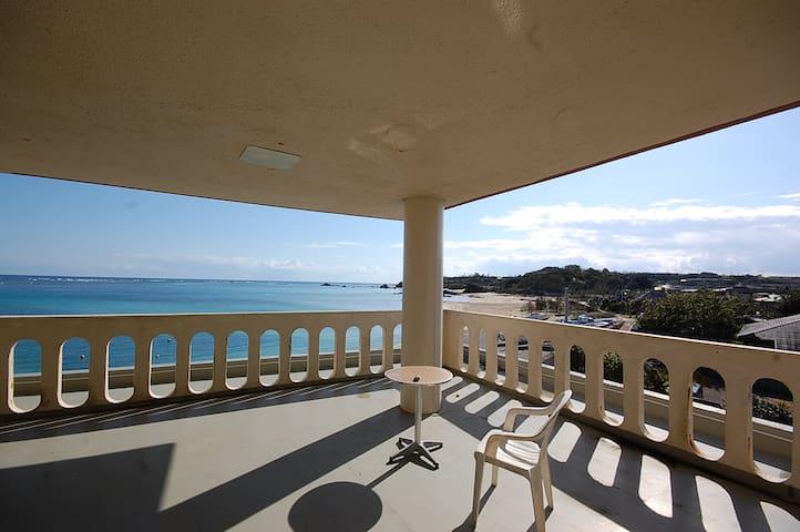 Ocean View 白亜リゾートハウス - Amami - Casa