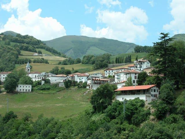 Casas rurales Etxezurialde