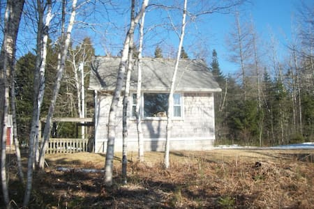 Ocean Spray Cottages -Goldfinch Cabin #4 - Kisház