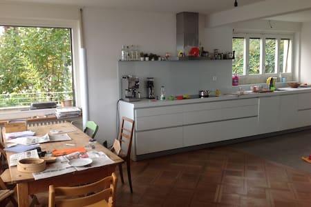 Ein paar Tage am Bielersee? - Biel/Bienne - House