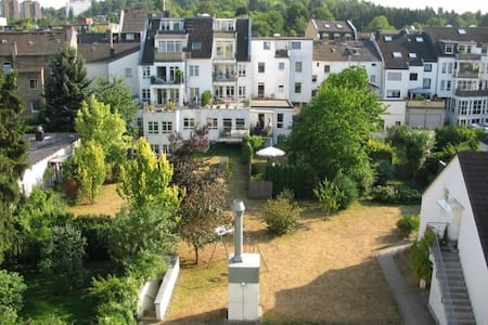Feelgood-oasis in the heart of Bonn
