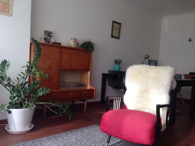 Spacious apartment with big garden - Antwerpen - Flat
