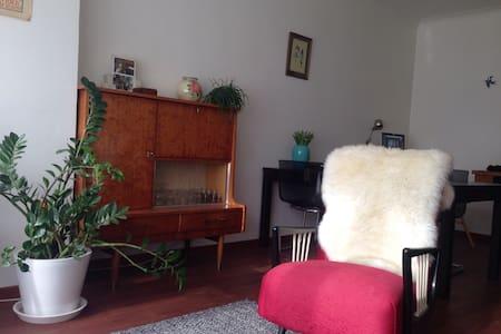 Quiet apartment with big garden - Antwerpen
