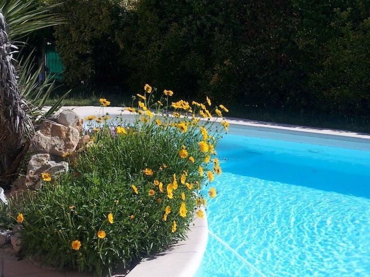 Villa 110m2 pisc près de Cassis et de La Ciotat